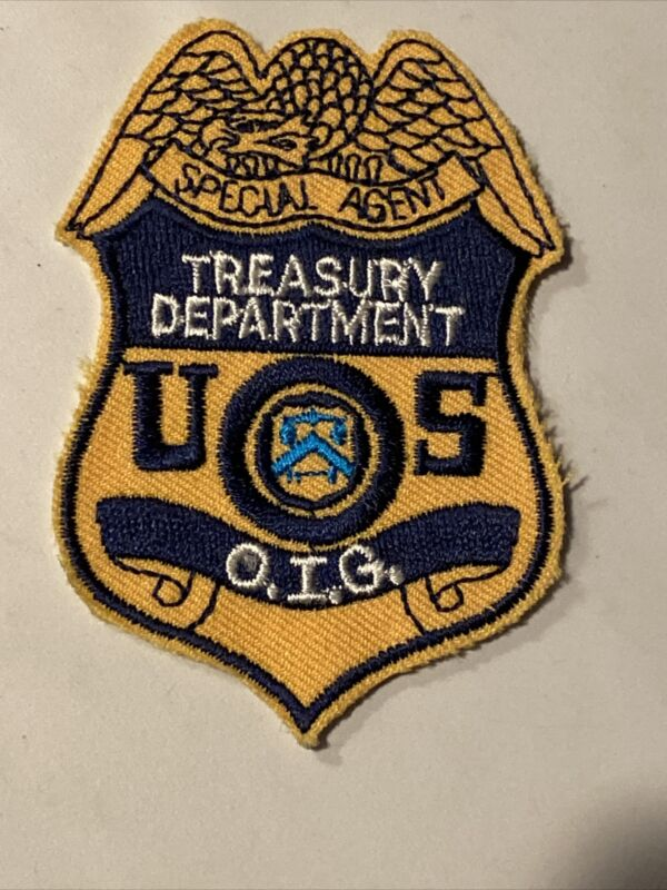 US Treasury OIG Patch