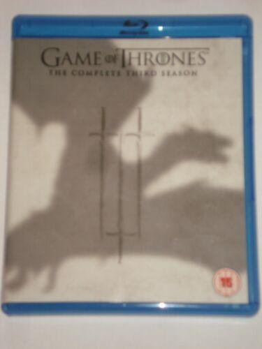 Game of Thrones Staffel 3 Blu Ray mit deutschem Ton