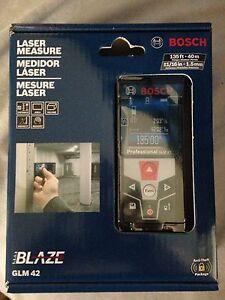 Bosch Blaze Laser Measurer
