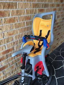 Topeak Suspension Child Carrier Bike Babyseat Engadine Sutherland Area Preview