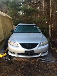 2004 Mazda 6 parts car for sale