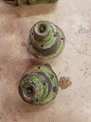 Oliver 70 Pair Of Front Hubs With Caps - Free Shipping - T106