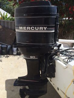 Mercury 90hp outboard  Marmion Joondalup Area Preview