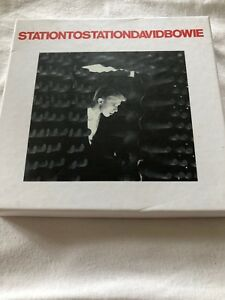David Bowie - Station To Station - 3 CD Special Edition Promo - 5099964758329