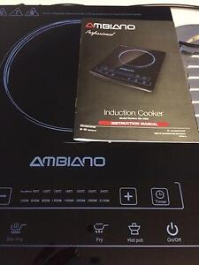 AMBIANO Professional Induction Cooker Southport Gold Coast City Preview