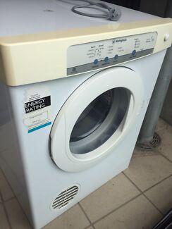 westinghouse dryer in port phillip vic washing machines dryers rh gumtree com au