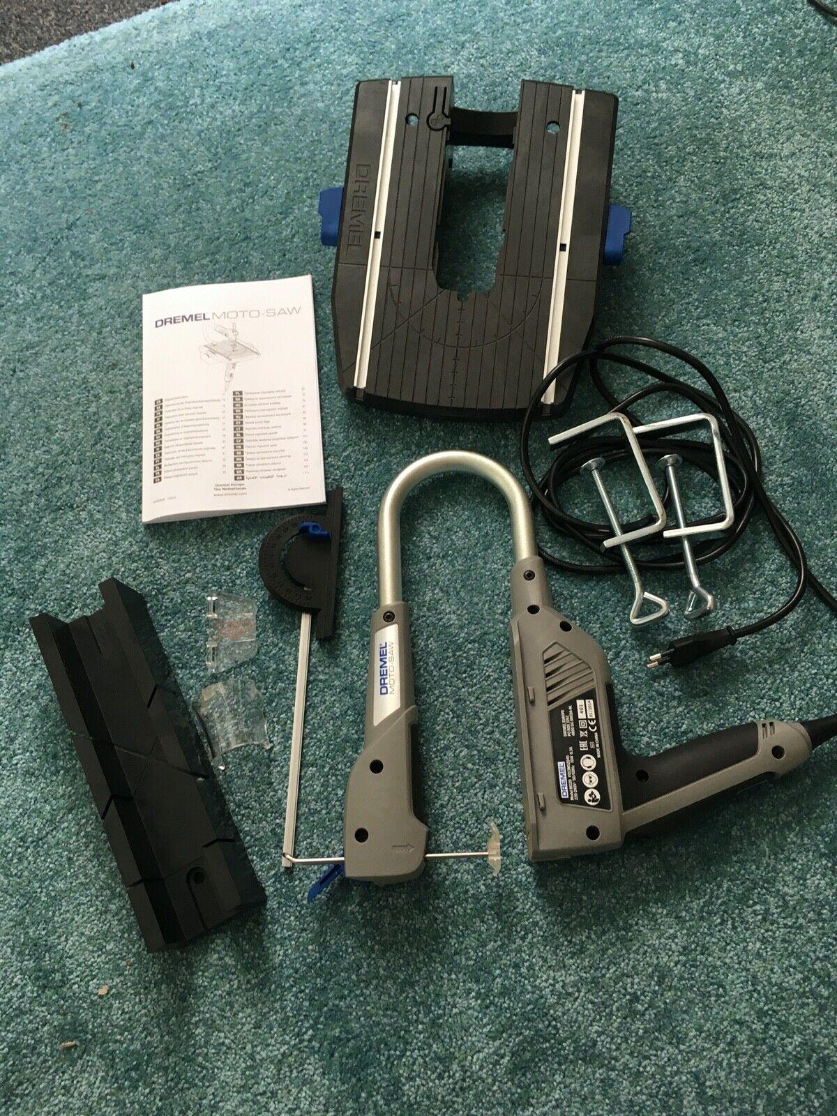 Dremel Moto - Saw Elektrische Laubsäge Dekupiersäge