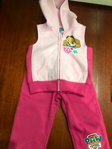 Girls paw patrol outfit