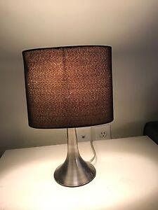 Lamp for side table