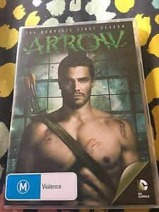 Arrow season one Broadmeadows Hume Area Preview