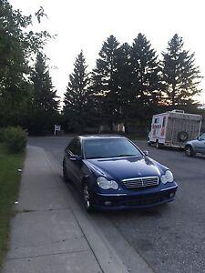 Mercedes Benz AMG C32 Sedan Active Status