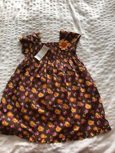Gymboree dress with sunflowers. New with tags! Size 5