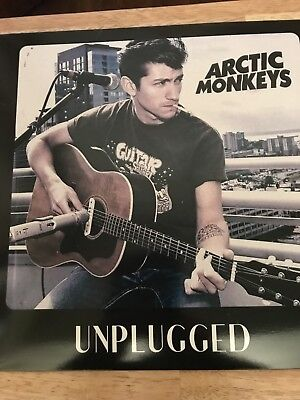 ARCTIC MONKEYS - RARE VINYL LP  UNPLUGGED