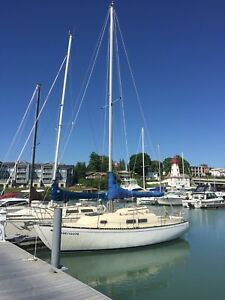 25ft sailboat northern kincardine