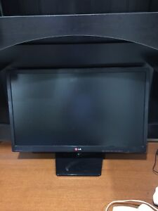 20 inch LG computer monitor for sale.