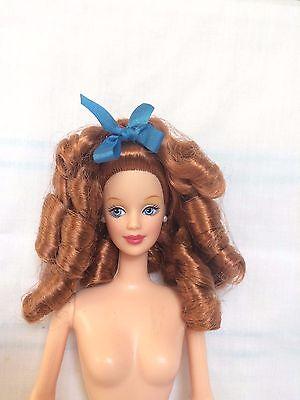 "Mattel ""Mackie Face"" Barbie doll -OOAK -NEW"