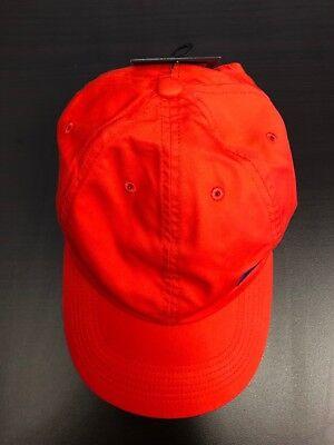 969d8ce1548d1 Nike RF Dri-fit Hat Roger Federer Aerobill Heritage 86 Red Blue Unisex