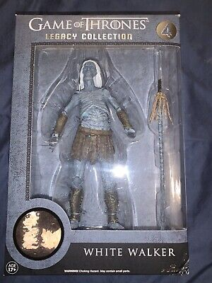 """Game Of Thrones """"White Walker"""" Action Figure Funko Series 4"""