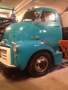 51 GMC cabover