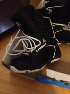 Ladies Firefly Size 8 Snow Board Boots