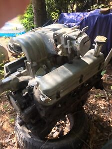Ford Mustang 5.0L High Output 302 motor
