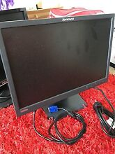 19 inch Lenovo monitor and 19 inch Asus monitor Cannon Hill Brisbane South East Preview