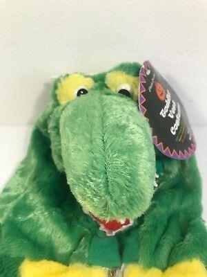 Crocodile Toddler Halloween Vest Costume For Ages 18-36 Months (Halloween Costumes For 18 Months)
