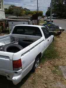 Holden vs ute Belmont Lake Macquarie Area Preview