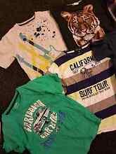 Bulk lot SIZE 8 Boys clothes PUMPKIN PATCH Stirling Stirling Area Preview