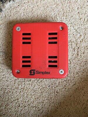Simplex 2901-9838 Outside Horn
