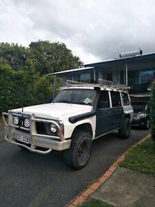 Gq patrol wagon