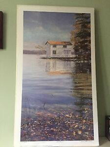 Dave Beckett Retreat limited edition reproduction