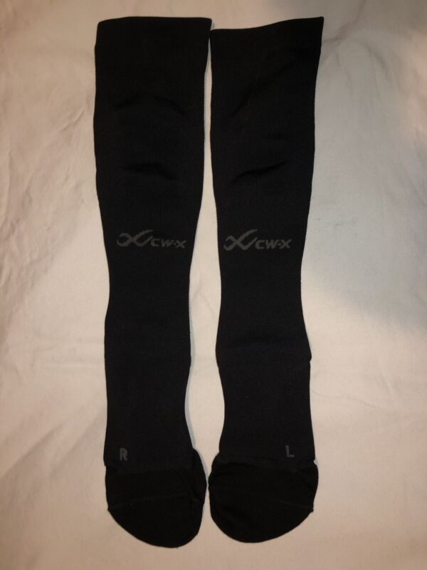 CW-X Conditioning Compression Support Socks New Without Tags. Cwx