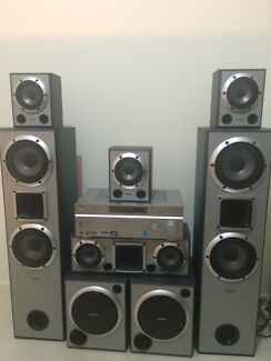 SONY MUTEKI 6.2 EXCELLENT CONDITION Gepps Cross Port Adelaide Area Preview