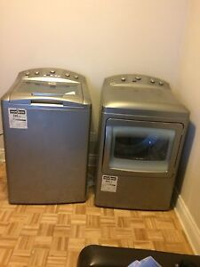 Sale  for washing and dryer and tv and tv stand