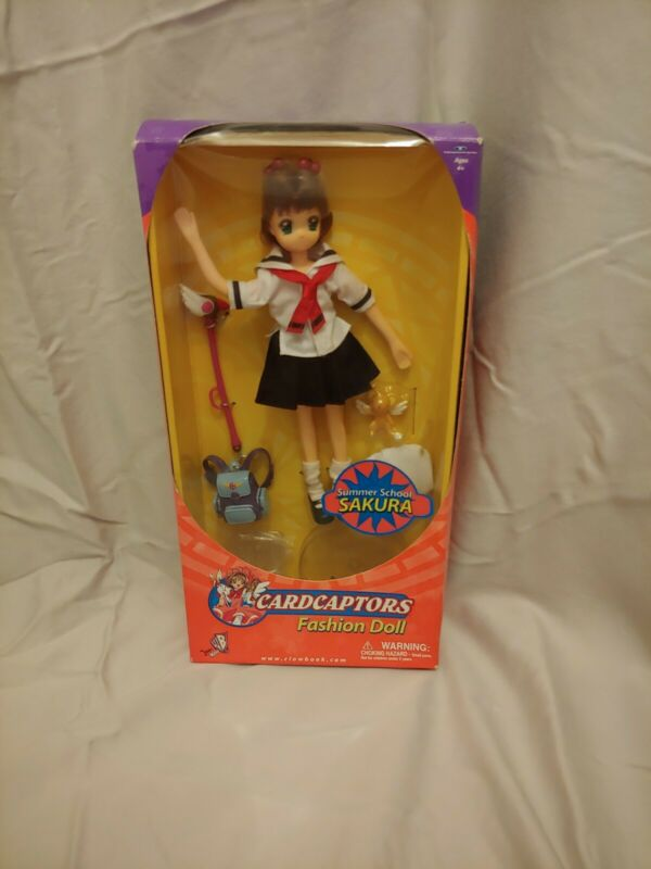 Cardcaptors Sakura Fashion Doll