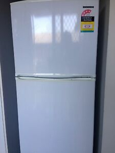 White Samsung fridge  with top freezer Newmarket Brisbane North West Preview