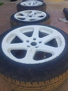 Wheels 5 x114.3 mags Banksia Grove Wanneroo Area Preview