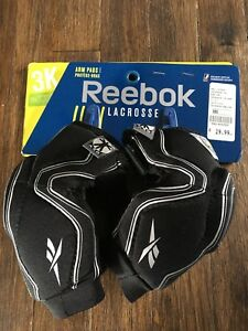 Reebok arm pads size xxs (never been worn)