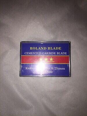 5pcs Lot 45 Degree Hq Blades For Roland Gcc Liyu Vinyl Cutter Cutting Plotter