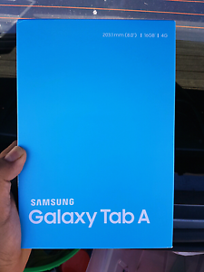 Samsung Galaxy Tab A 8.0 WiFi & 4G LTE new Unopened $388 Rockingham Rockingham Area Preview