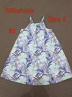 Various Girls Clothes Size 5