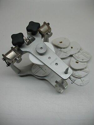 Whipmix 2240 Semi Adjustable Dental Articulator Lab Wax Crown Bridge