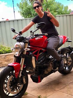 2014 Ducati Monster 1200 Quakers Hill Blacktown Area Preview