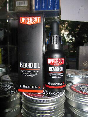 Deluxe Öl (NEU Bartöl von Uppercut Deluxe Patchouli & Leather      100g=66,50E)