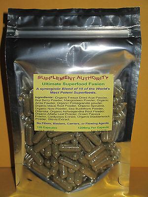 Multi Supplement Systems Multivitamin Multisupplement Superfood  Best Seller
