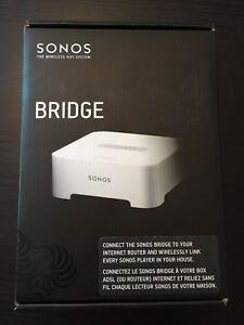 Sonos Bridge- new-still in box unopened