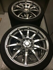 """17"""" Mags 205/40/r17"""
