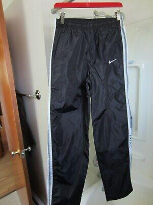 NWOT Women's nylon pants Nike Size M  black