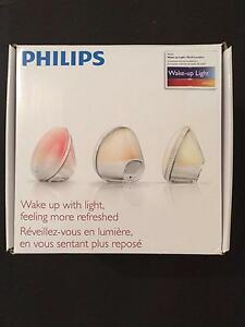Philips HF3520/60 Wake-Up Light With Colored Sunrise Simulati Glenbrook Blue Mountains Preview